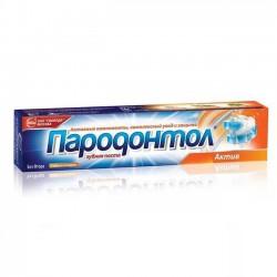 Зубная паста, Пародонтол актив 63 г